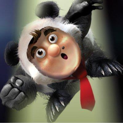 panda corbata